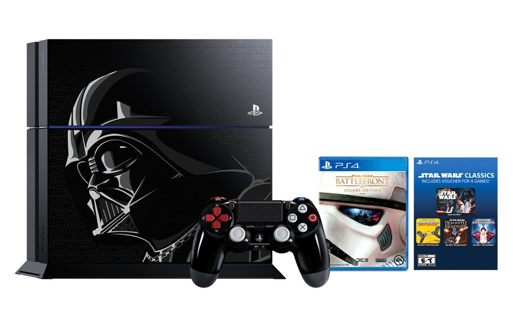 preventa en amazon mexico de la edicion especial star wars battlefront de la consola playstation 4 Preventa Amazon México de la edición especial Star Wars Battlefront de la consola PlayStation 4