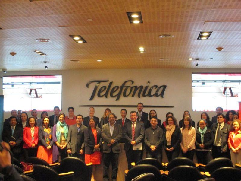 Telefónica y Santander impulsan la Educación Digital en México - telefonica-santander