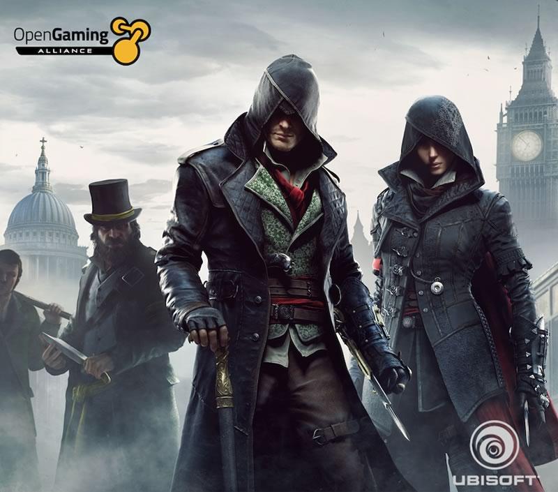Ubisoft se une a la Open Gaming Alliance - ubisoft-open-gaming-alliance
