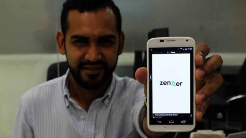 Universitarios crean Zenzzer, una app que verifica el abastecimiento de gasolina en el coche - zenzzer-app-800x450