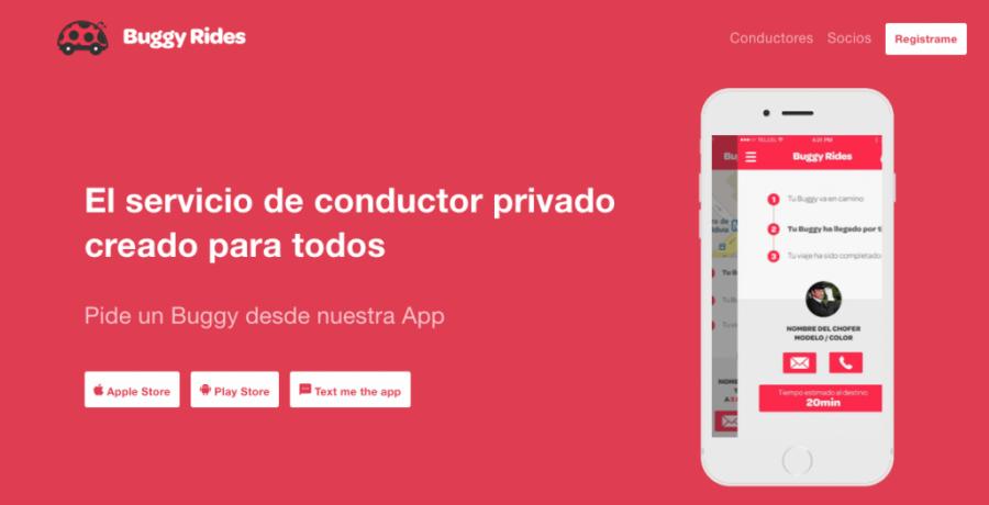 BuggyRides, la alternativa mexicana a Uber fue lanzada y ¡tiene muchas ventajas! - aplicacion-mexicana-buggy-rides-e1447362193376
