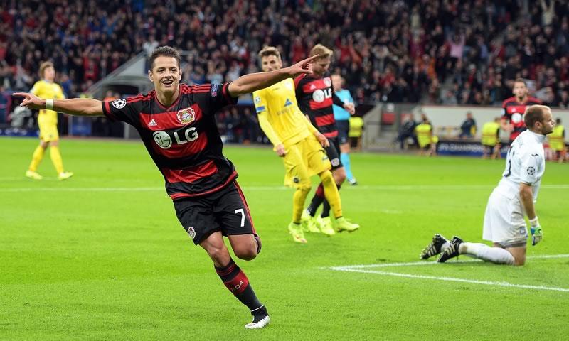 Bate vs Bayer Leverkusen, Champions League 2015 - 2016 | Jornada 5 - bate-vs-bayer-leverkusen-champions-2015