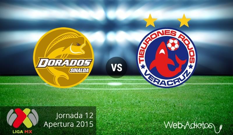 Dorados vs Veracruz, partido pendiente del Apertura 2015 - dorados-vs-veracruz-pendiente-apertura-2015