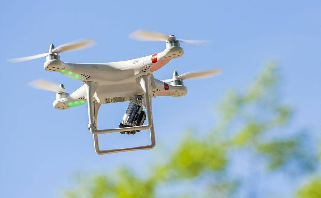Se usarán drones y globos de helio para monitorear arrecifes en México - drone-delete_1