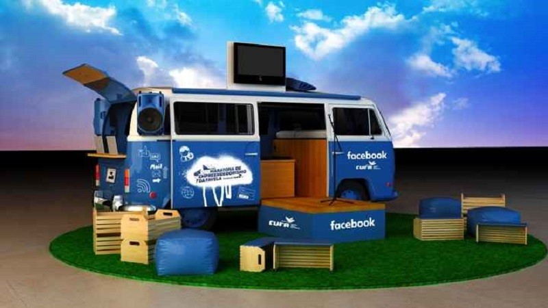 Facebook enseñará marketing digital a negocios en favelas para Río 2016 - facekombi-800x450