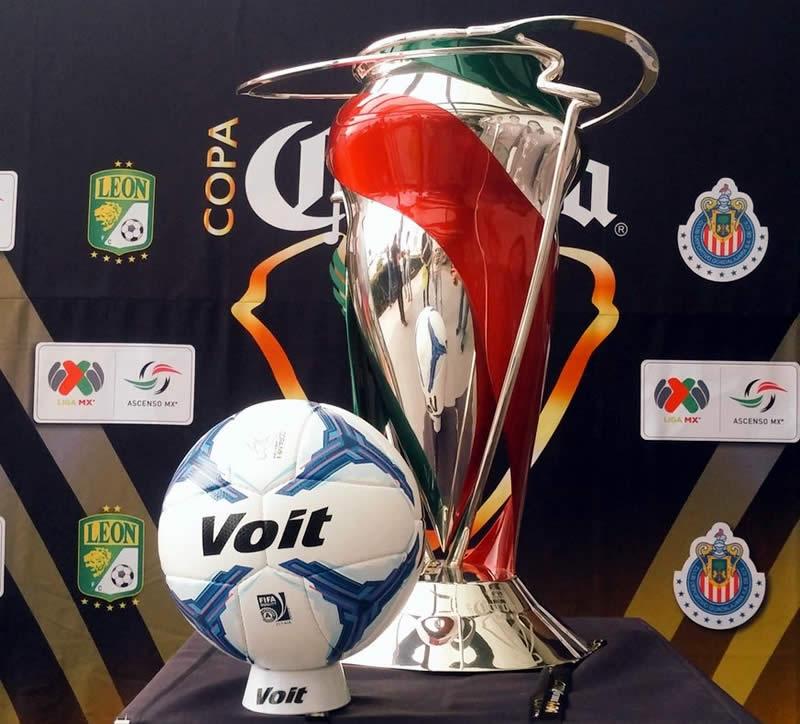 final leon vs chivas copa mx apertura 2015 León vs Chivas, Final de la Copa MX Apertura 2015