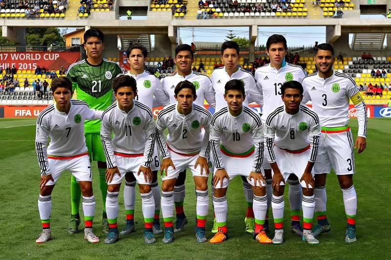 A qué hora juega México vs Bélgica en el Mundial Sub 17 y qué canal se transmitirá - horario-mexico-vs-belgica-mundial-sub-17