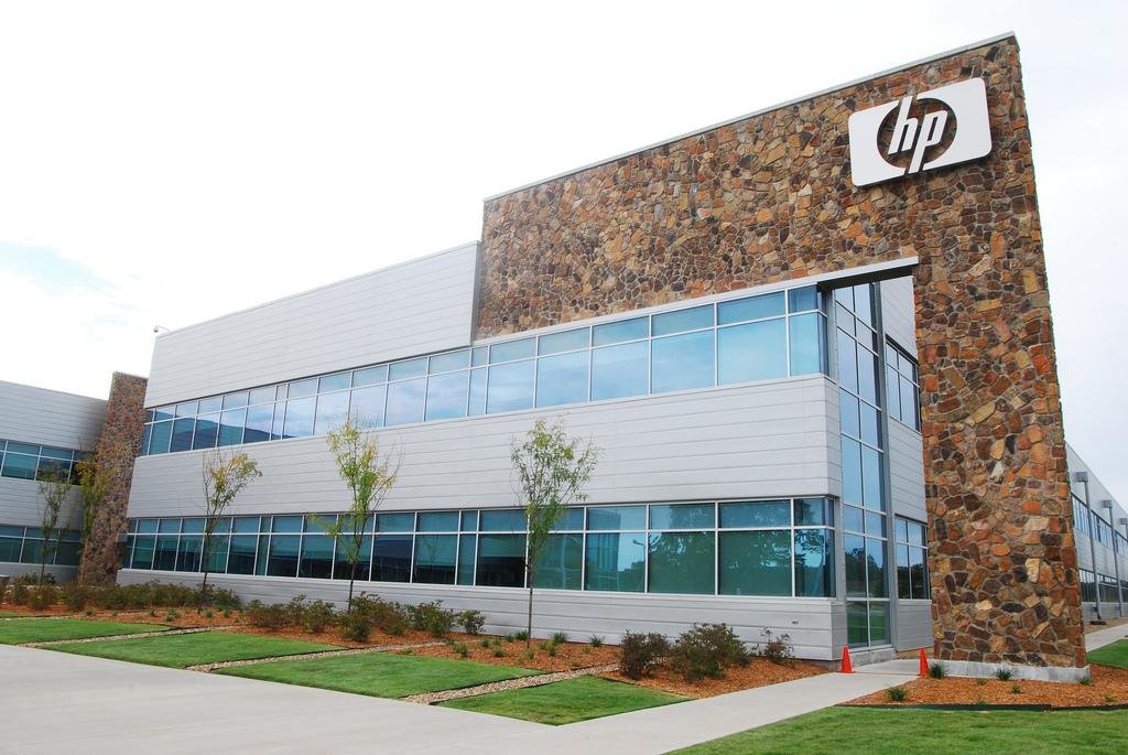 HP se divide en dos compañías - hp-building