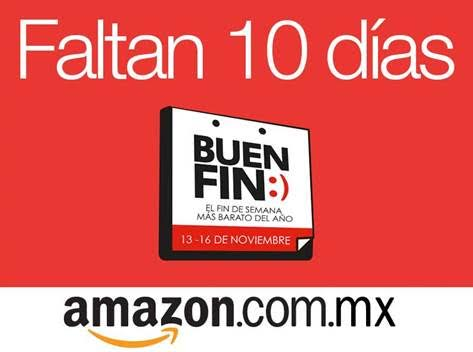Las novedades de Amazon México para El Buen Fin y la temporada de fin de año - las-novedades-de-amazon-mexico-para-el-buen-fin-y-la-temporada