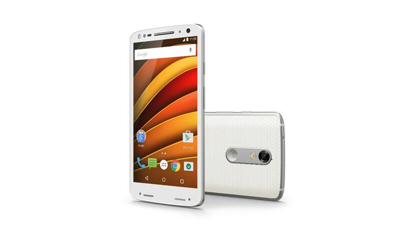 Motorola X Force, el smartphone resistente a caídas, llega a México este mes - moto-x-force-blanco