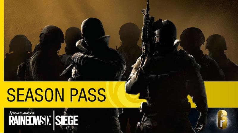 Se anunciaron los detalles del Season Pass de Tom Clancy's Rainbow Six Siege - season-pass-de-rainbow-six-siege