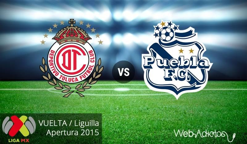 Toluca vs Puebla, Liguilla del Apertura 2015   Partido de vuelta - toluca-vs-puebla-vuelta-liguilla-apertura-2015