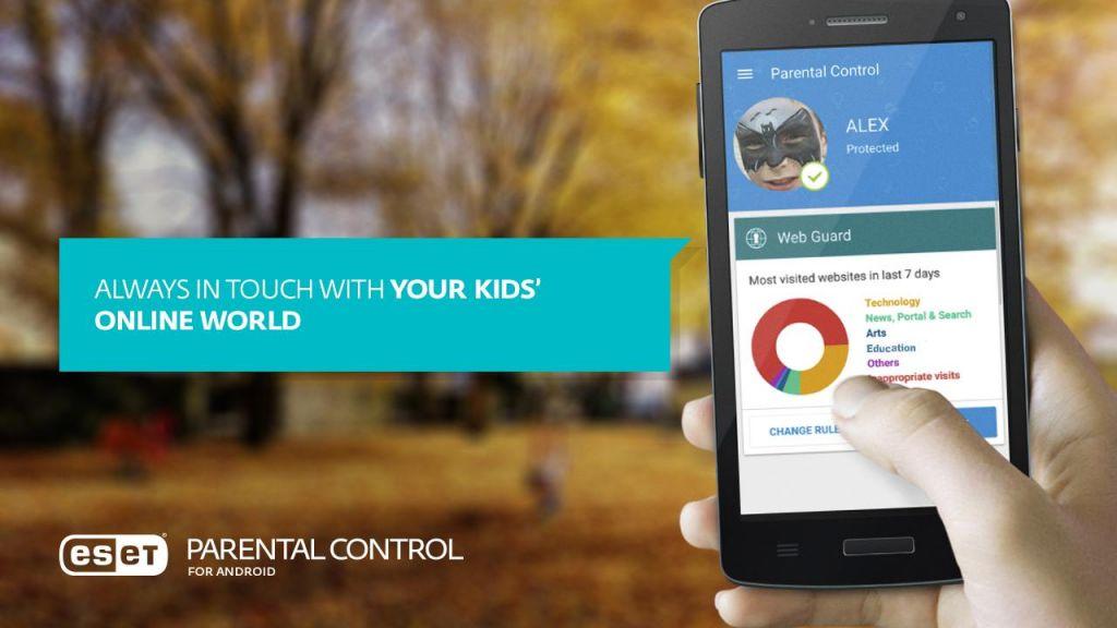 ESET Parental control ayuda a proteger a tus hijos mientras usan un dispositivo móvil - unnamed