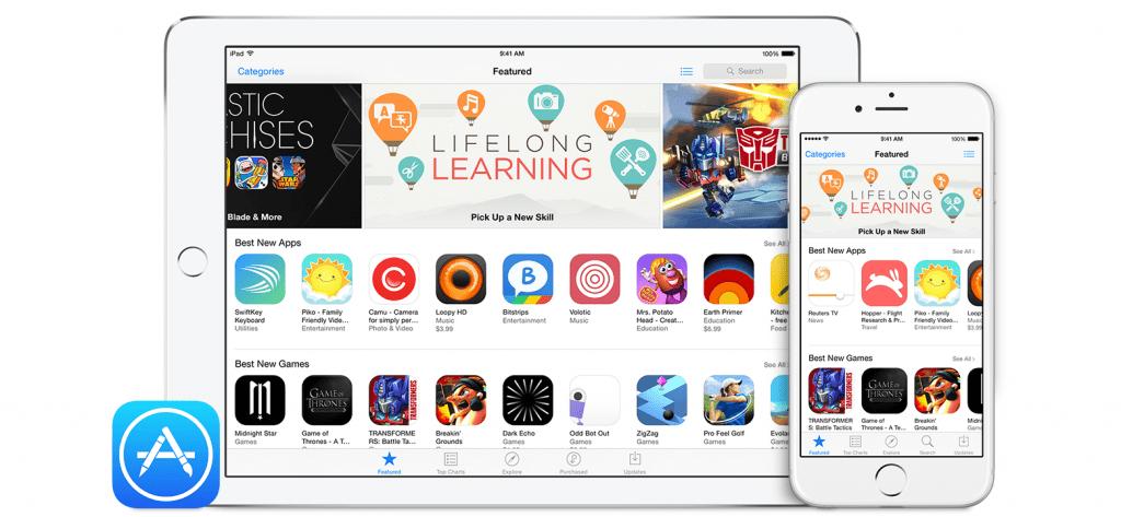 apple1 Apple saca la lista de las mejoras apps del 2015