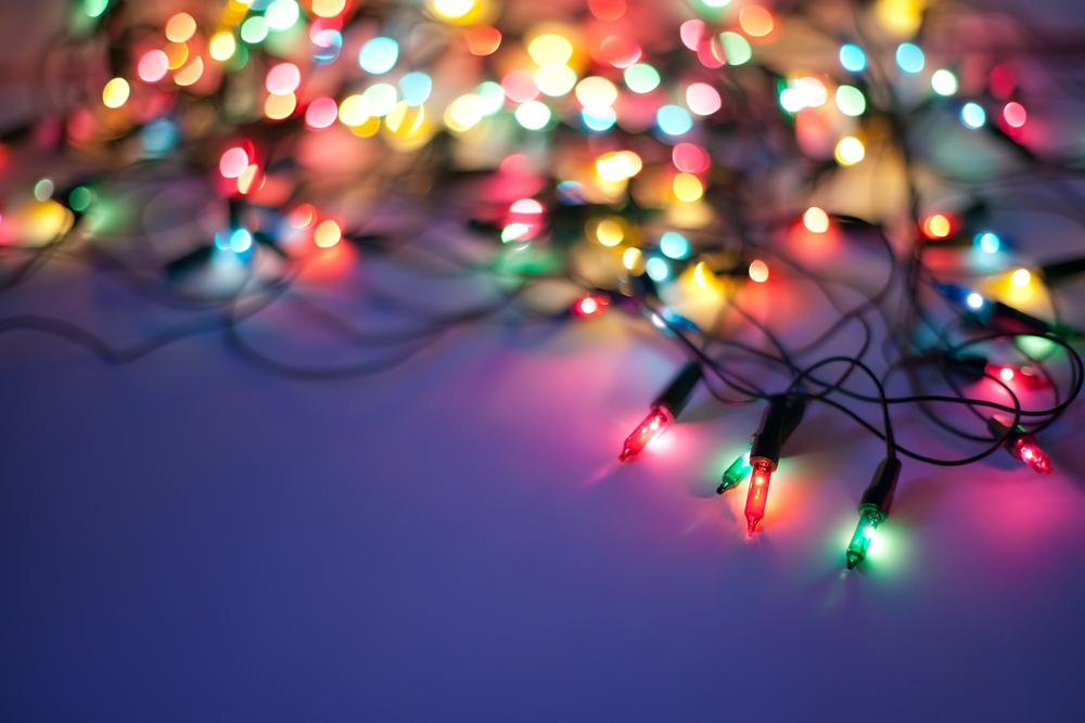 Luces navideñas podrían bajar la velocidad del WiFi - christmas-lights