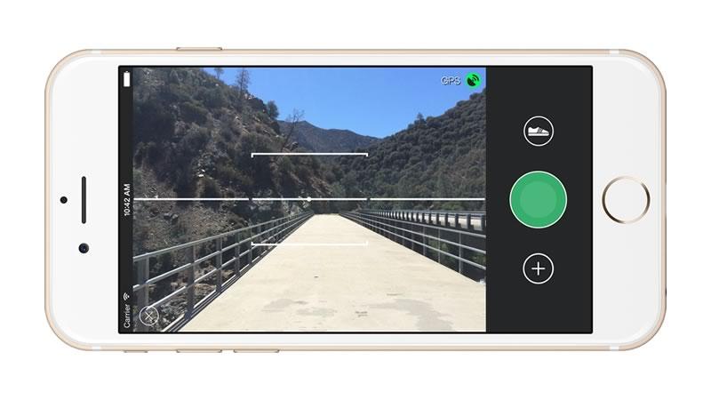 Mapillary para iPhone ahora tiene soporte para GoPro - mapillary-iphone-gopro