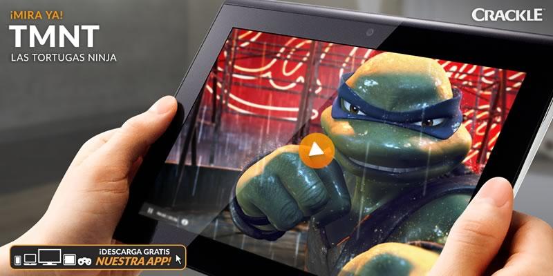 peliculas online gratis en crackle tortugas ninja mutantes Películas online para ver gratis y legal en Diciembre por Crackle