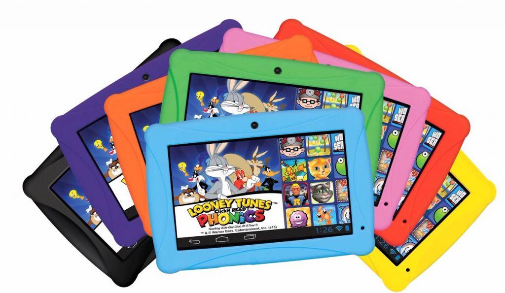 Tablets para niños evolucionan para ofrecer mejores prestaciones - tablets-para-ninos