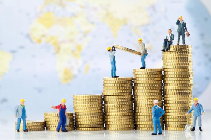 Escalera del ahorro, un sencillo método para ahorrar en un año - escalera-del-ahorro-metodo-para-ahorrar