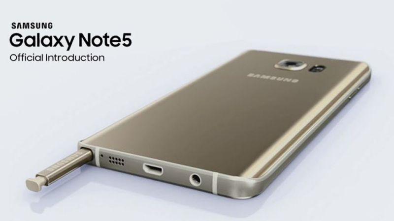 Samsung repara el problema del S Pen en los Galaxy Note 5 - galaxy-note-5