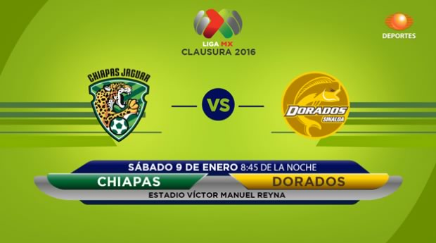 Jaguares vs Dorados, Fecha 1 del Clausura 2016 - jaguares-vs-dorados-en-vivo-clausura-2016