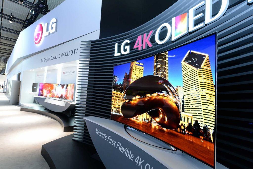 LG presenta nuevos televisores en el CES 2016 - lg-ces-2016