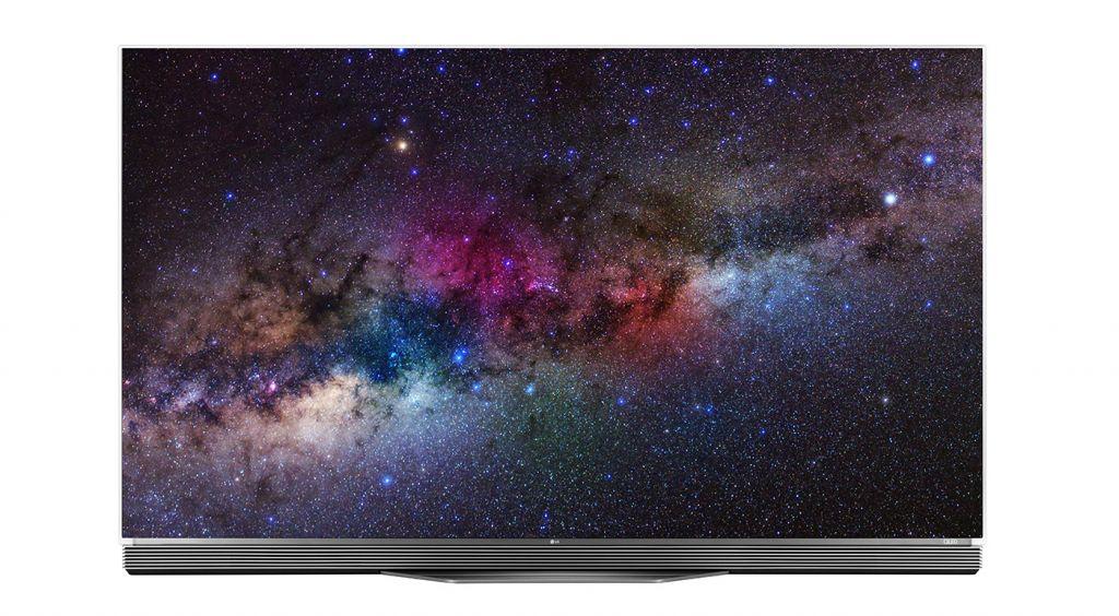 LG presenta nuevos televisores en el CES 2016 - lg-oled-e6-ces-2016