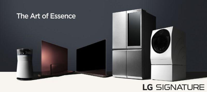 LG presenta su nueva línea LG Signature - lg-signature-all