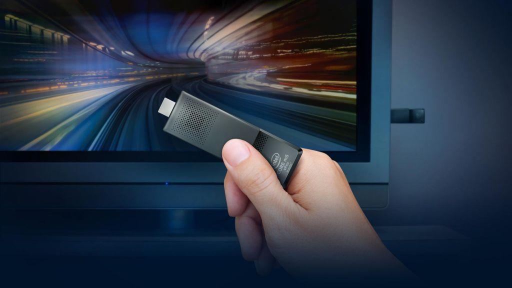La Intel PC Stick se actualiza con procesadores Core M - pc-stick-intel