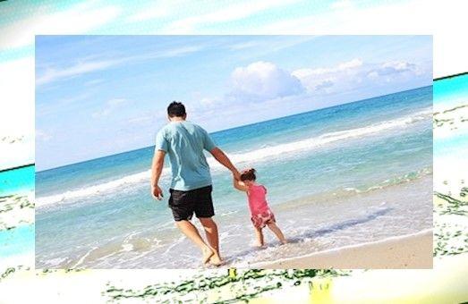 frases de un padre separado a su hijo