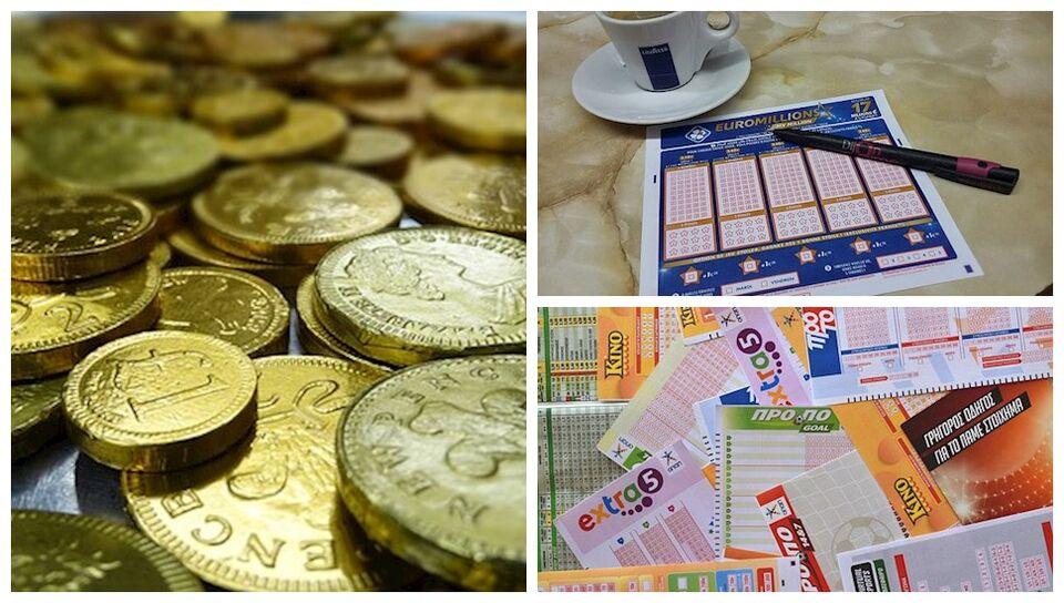 Salmo para ganar la lotería