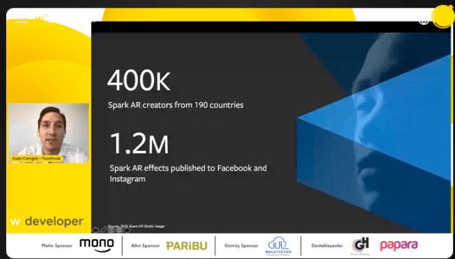 Facebook'tan Kaan Camgöz geliştiriciler için geleceği şekillendiren teknolojik güçleri ve fırsatları anlattı 16