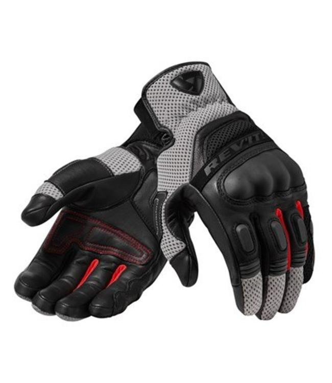 Revit Dirt 3 Gloves Black Rev Eu