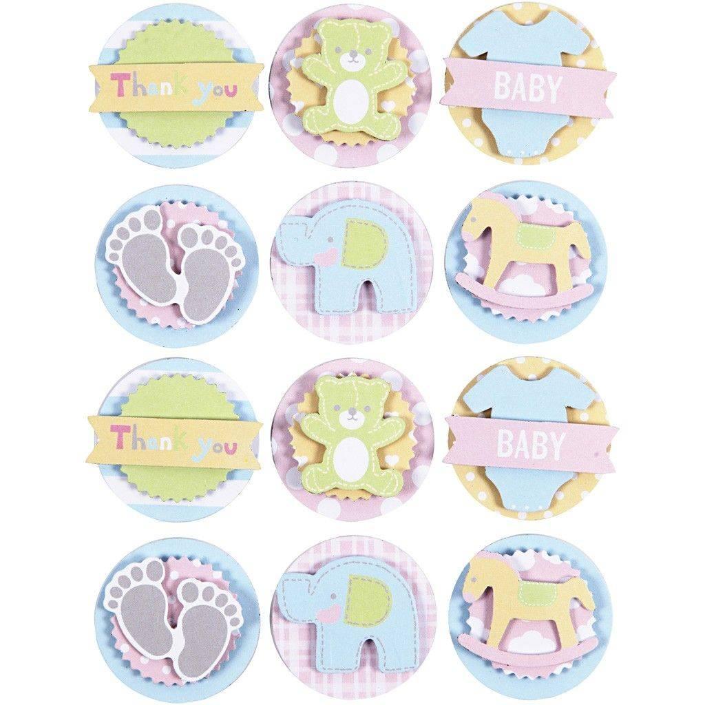 D I Y Craft Buddy Cristal Art Sticker Perfekt Zum Basteln Und