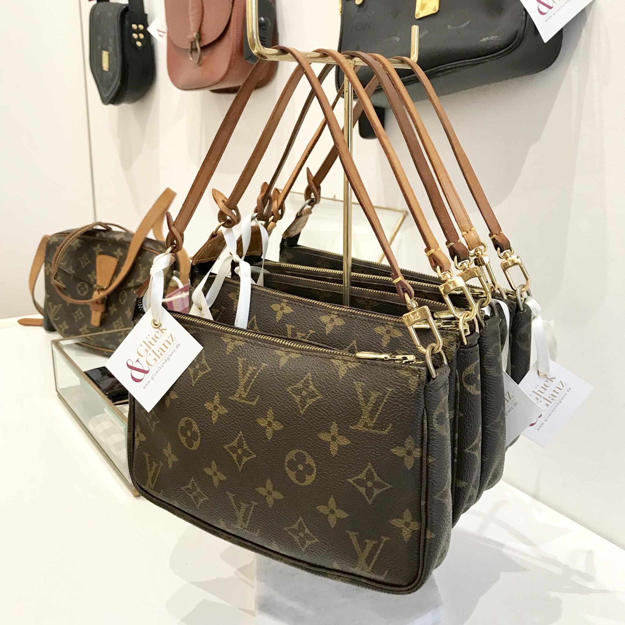 Louis Vuitton Klassiker Designer Second Hand Aus Koln Gluck Glanz