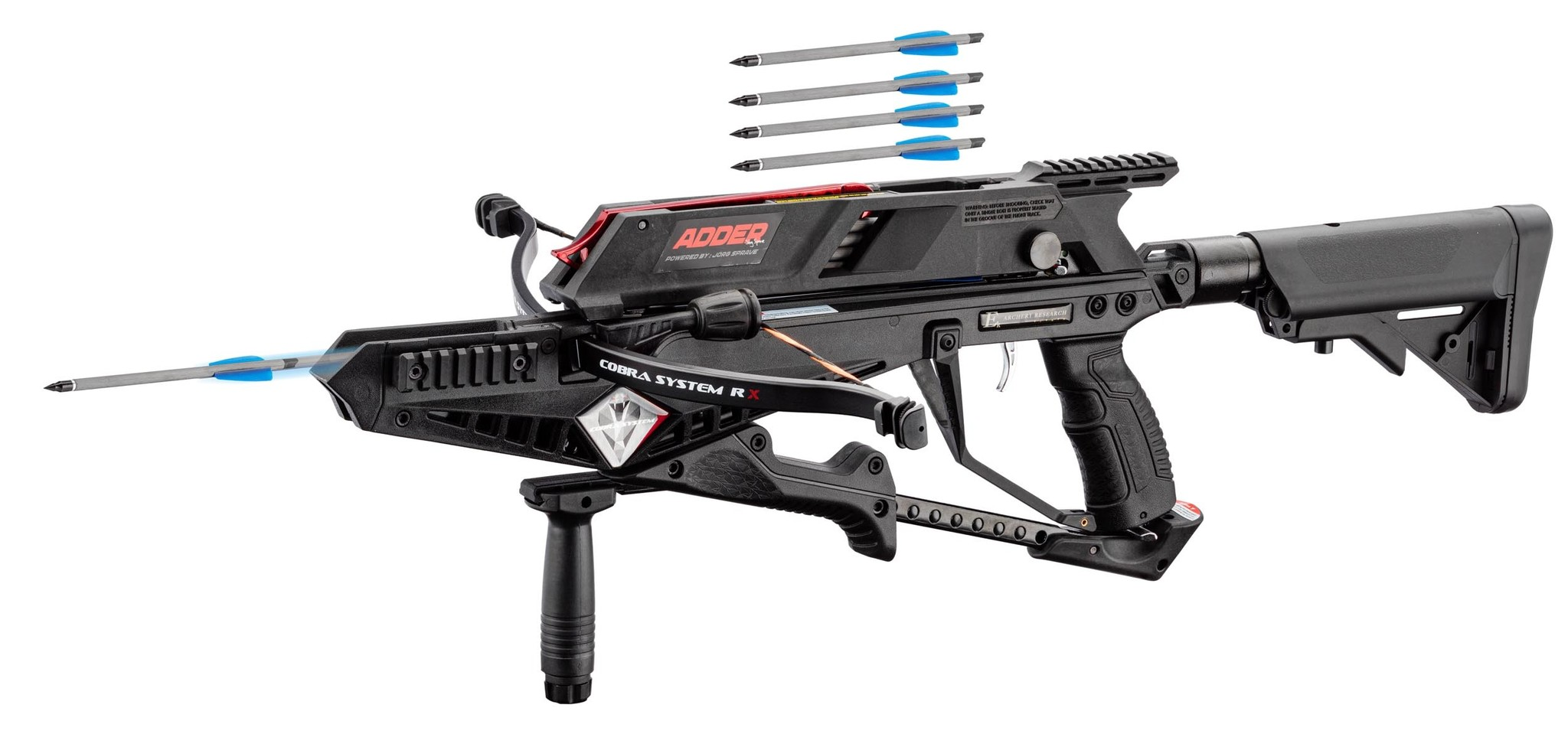 Ek Archery Xbow Cobra R9 Rx Adder