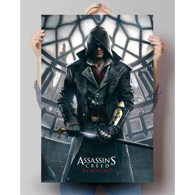 assassin s creed big ben poster 61 x 91 5 cm