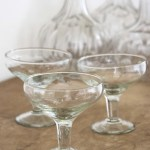 Stella Star Cut Glass Champagne Coupe Busby Fox
