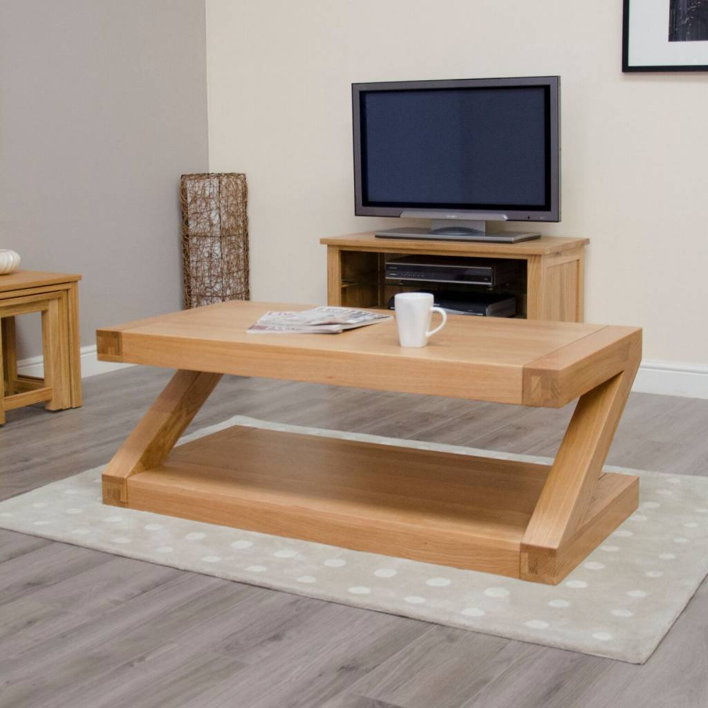 z designer solid oak coffee table freitaslaf net ltd