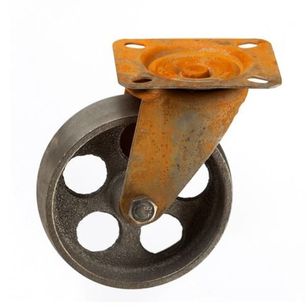 roulettes antique pour meuble roues