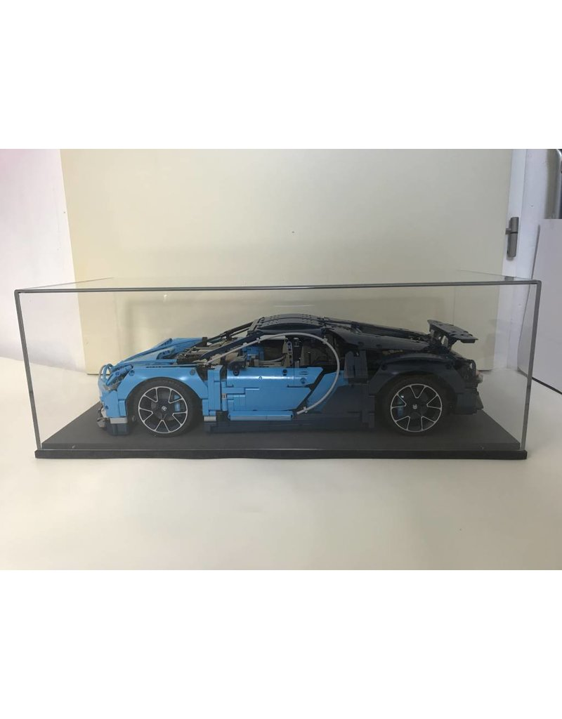 acrylglas vitrine haube fur lego modell