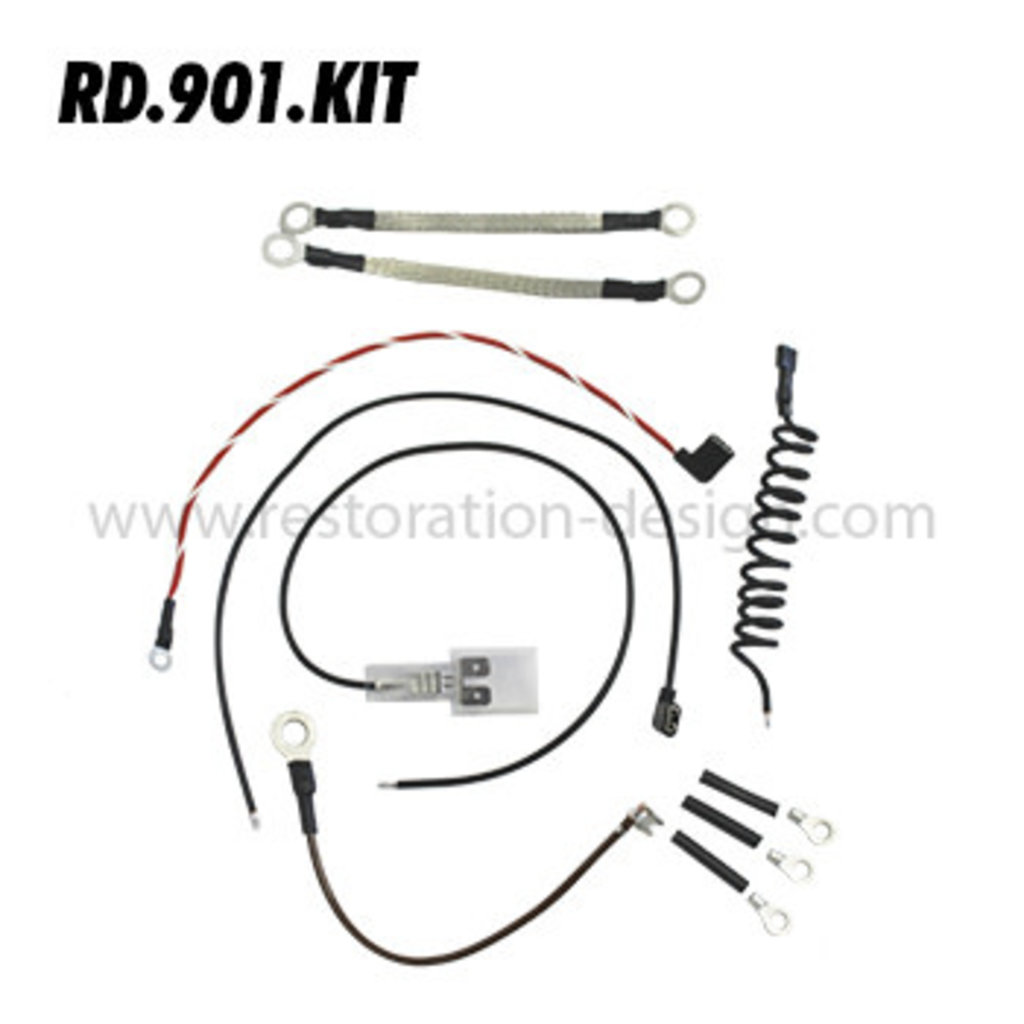 Rd 901 Kit Relay Wiring Kit