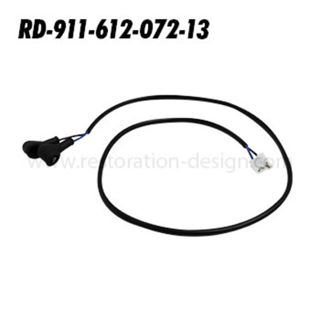 Rd 911 612 072 13 Fuel Pump Harness