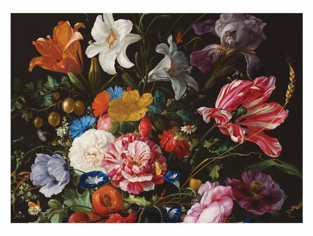 Kek Amsterdam Flowers Wallpaper Living And Co