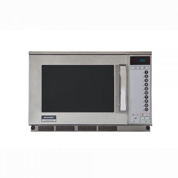 microwave sharp r 15at 2100w