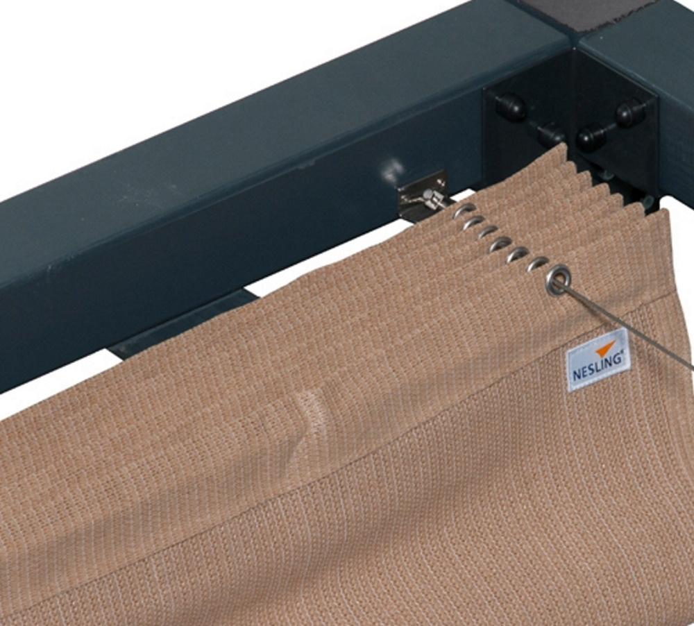 nesling store bateau horizontal harmonica nesling coolfit 290x500 cm permeable