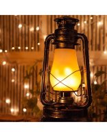 Flammen Effekt Beleuchtung LED Lampe E27   Gadget Dojo