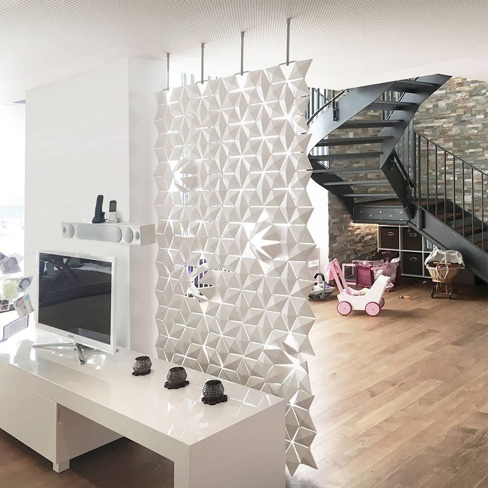 Bloomming Bloomming Facet Room Divider Hanging W 136 X