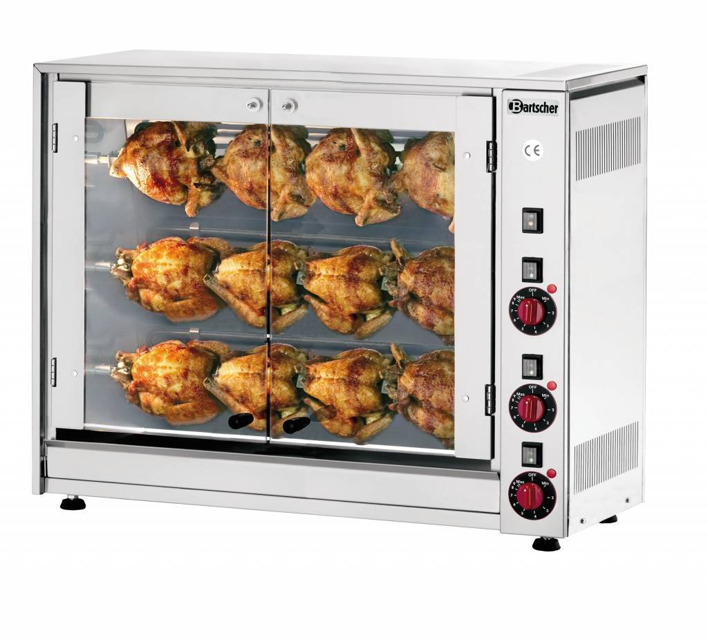 Electric Chicken Grill P12n