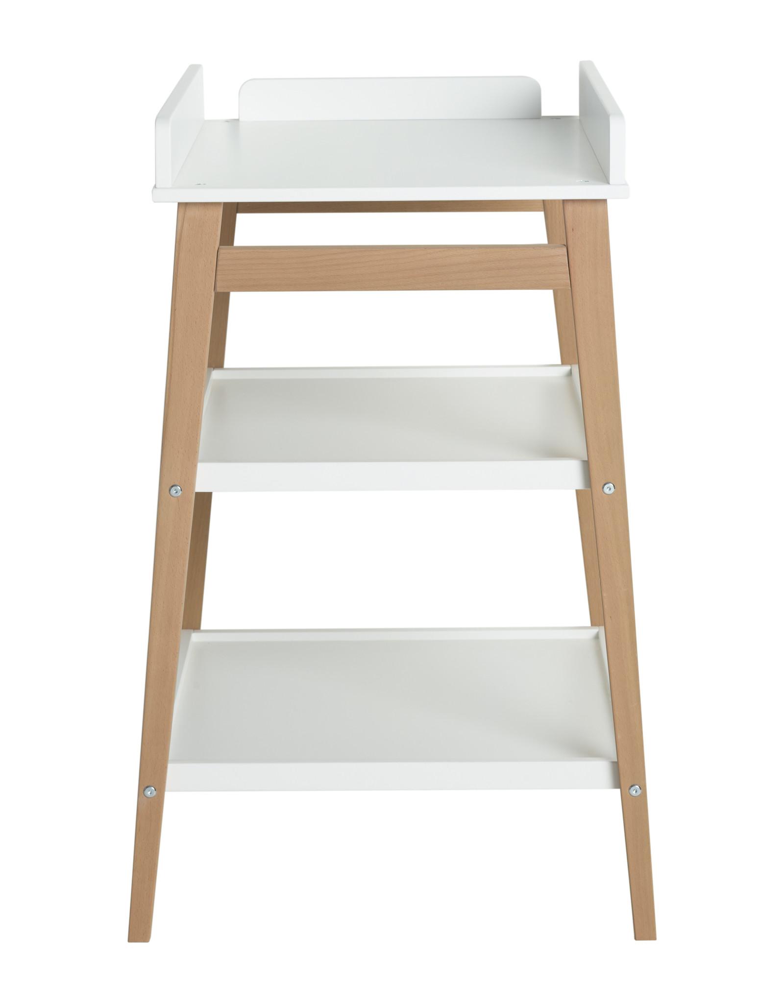quax table a langer hip blanc naturel